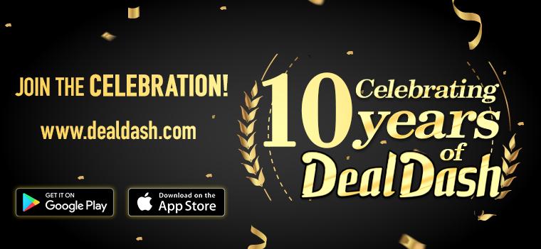 10 Years of DealDash
