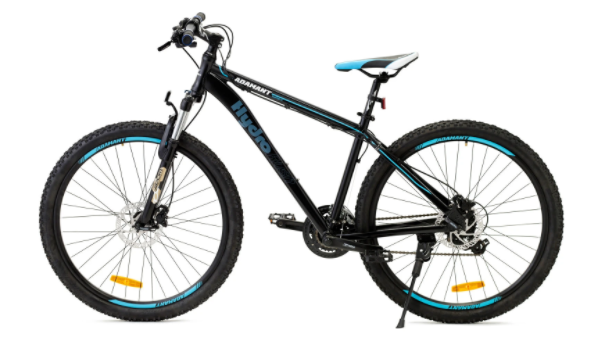 DealDash.com has many items like this mountain bike up for auction each day!