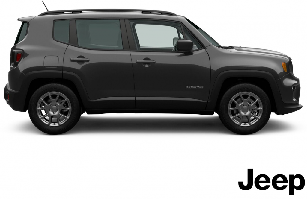 The Jeep Renegade is a stylish SUV that you can bid on and win on www.dealdash.com.